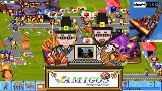 Amigos: Everything Amiga Podcast Episode 121 - Theme Park