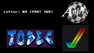TOSEC (2016-11-11) - Commodore Amiga - LETTER #A (PART TWO)
