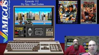 Amigos: Everything Amiga Livestream 112 - Sly Spy: Secret Agent