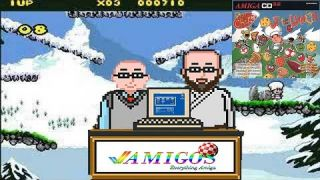 Amigos: Everything Amiga Episode 172 - Pierre le Chef is Out To Lunch