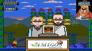 Amigos: Everything Amiga Podcast Episode 104 - Kid Chaos