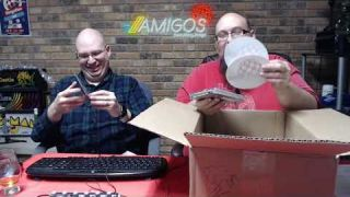 Insert Disk 2 - SEALED Amiga Game Mailbag!
